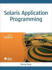 Solaris™ Application Programming