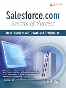 Ebook in inglese Salesforce.com® Secrets of Success Taber, David