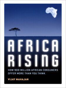 Foto Cover di Africa Rising, Ebook inglese di Vijay Mahajan, edito da Pearson Education