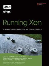 Running Xen