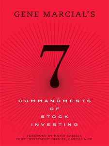 Ebook in inglese Gene Marcial's 7 Commandments of Stock Investing Marcial, Gene G.