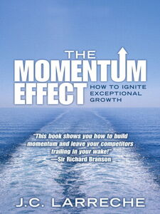 Ebook in inglese The Momentum Effect Larreche, J.C.