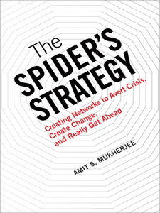 Ebook in inglese The Spider's Strategy Mukherjee, Amit S.