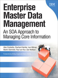 Foto Cover di Enterprise Master Data Management, Ebook inglese di AA.VV edito da Pearson Education
