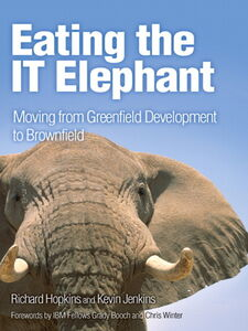 Ebook in inglese Eating the IT Elephant Hopkins, Richard , Jenkins, Kevin
