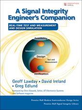 A Signal Integrity Engineer's Companion