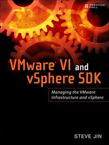 Ebook in inglese VMware VI and vSphere SDK Jin, Steve