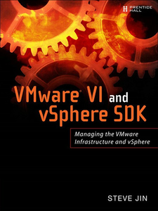 Ebook in inglese VMware VI and vSphere SDK Jin, Steve
