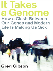 Ebook in inglese It Takes a Genome Gibson, Greg