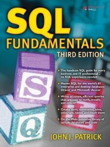 Ebook in inglese SQL Fundamentals Patrick, John J.