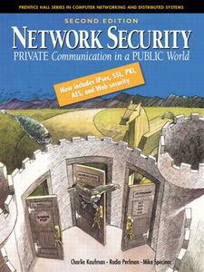 Foto Cover di Network Security, Ebook inglese di AA.VV edito da Pearson Education