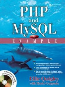 Ebook in inglese PHP and MySQL by Example Gargenta, Marko , Quigley, Ellie