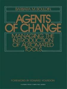 Ebook in inglese Agents of Change Bouldin, Barbara M.