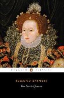 The Faerie Queene - Edmund Spenser - cover