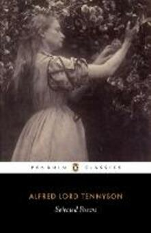 Selected Poems: Tennyson - Alfred Lord Tennyson - cover