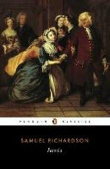 Pamela - Samuel Richardson - cover