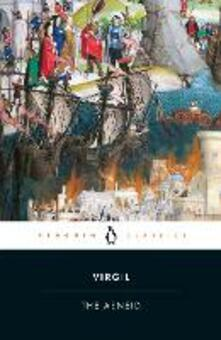 The Aeneid - Virgil - cover