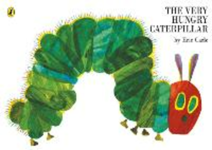 Libro in inglese The Very Hungry Caterpillar  - Eric Carle