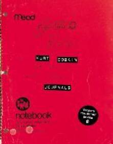 Kurt Cobain: Journals - Kurt Cobain - cover
