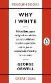 Libro in inglese Why I Write George Orwell
