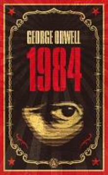 1984: The dystopian classic reimagined with cover art by Shepard Fairey - George Orwell - cover