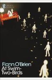 At Swim-two-birds - Flann O'Brien - cover
