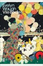Libro in inglese Vile Bodies Evelyn Waugh