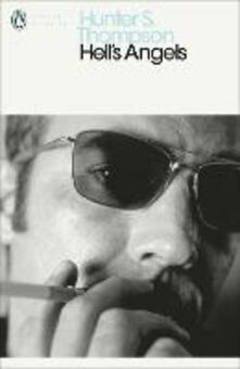 Hell's Angels - Hunter S Thompson - cover