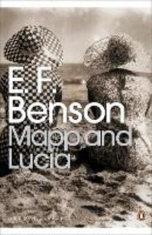 Mapp and Lucia - E. F. Benson - cover