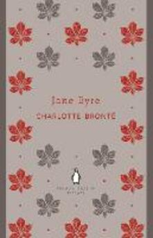 Jane Eyre: Penguin English Library - Charlotte Bronte - cover