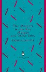Libro in inglese The Murders in the Rue Morgue and Other Tales  - Edgar Allan Poe