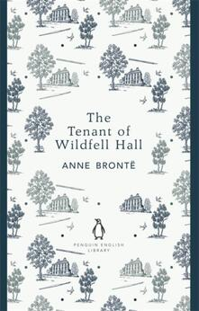 The Tenant of Wildfell Hall - Anne Bronte - cover
