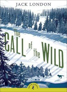 The Call of the Wild - Jack London - cover