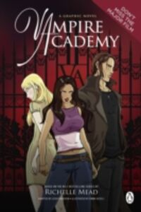 Ebook in inglese Vampire Academy: A Graphic Novel Mead, Richelle