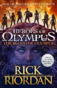 Ebook in inglese Blood of Olympus (Heroes of Olympus Book 5) Riordan, Rick