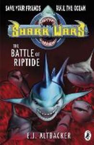 Shark Wars: The Battle of Riptide