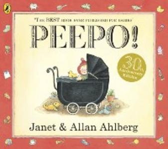Ebook in inglese Peepo! Ahlberg, Allan , Ahlberg, Janet