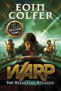 Reluctant Assassin (WARP Book 1)