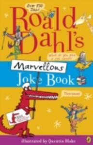 Ebook in inglese Roald Dahl's Marvellous Joke Book