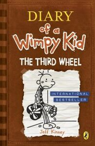 Ebook in inglese Third Wheel (Diary of a Wimpy Kid book 7) Kinney, Jeff