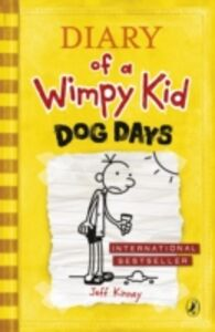 Ebook in inglese Dog Days (Diary of a Wimpy Kid book 4) Kinney, Jeff