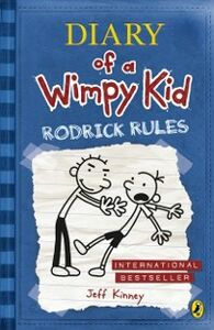 Ebook in inglese Rodrick Rules (Diary of a Wimpy Kid book 2) Kinney, Jeff