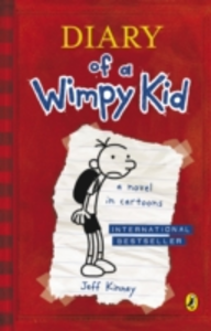 Ebook in inglese Diary Of A Wimpy Kid (Book 1) Kinney, Jeff