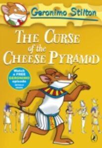 Ebook in inglese Geronimo Stilton: The Curse of the Cheese Pyramid (#2) Stilton, Geronimo