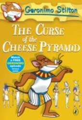 Geronimo Stilton: The Curse of the Cheese Pyramid (#2)