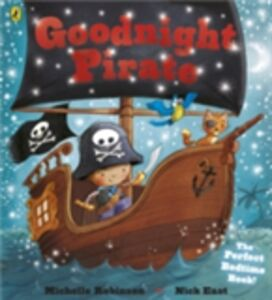 Ebook in inglese Goodnight Pirate East, Nick , Robinson, Michelle