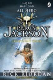 Percy Jackson and the Lightning Thief: The Graphic Novel (Book 1)