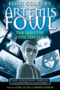 Ebook in inglese Arctic Incident Colfer, Eoin