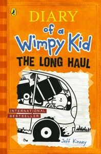 Ebook in inglese Long Haul (Diary of a Wimpy Kid book 9) Kinney, Jeff
