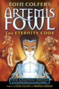 Ebook in inglese Eternity Code Colfer, Eoin , Donkin, Andrew